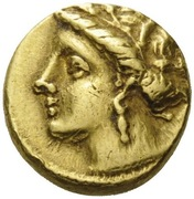 1/4 Stater – avers