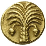 1/4 Stater – revers