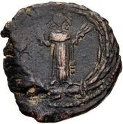 42 nummi (inscription régulière) – avers