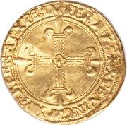 1 Scudo d'Oro - Guglielmo VII – revers