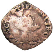 Parpagliola (2-1/2 Soldi) - Vincenzo I (Mantua) – revers