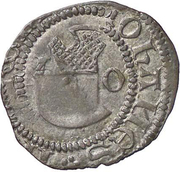 ¼ Grosso - Giovanni IV Paleologo – avers