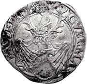 1 Cornuto - Guglielmo IX Paleologo – avers