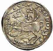1 Cavallotto - Guglielmo IX Paleologo – revers