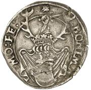 1 Cornuto - Bonifacio IV Paleologo – avers
