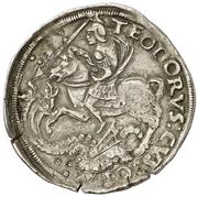 1 Cornuto - Bonifacio IV Paleologo – revers