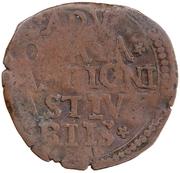 Quattrino 1580-Ferrante Gonzaga – avers