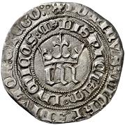 Real Henri III Séville – avers