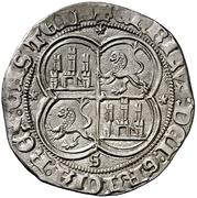 Real Henri III Séville – revers