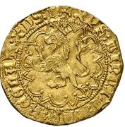 Castellano Henri IV Tolède – revers