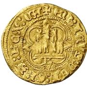 ½ Castellano Henri IV Burgos – avers