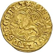 ½ Castellano Henri IV Burgos – revers