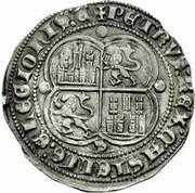 Real Pierre I Séville – revers