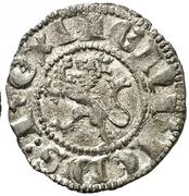 Dinero Henri III Séville – revers