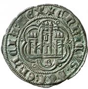 Blanca Henri III Burgos – avers
