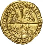 Enrique Henri IV Tolède – revers