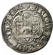 Blanca Henri III Tolède – avers