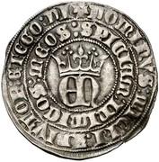 Real Henri II Tolède – avers