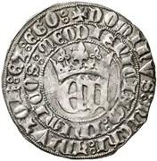 Real Henri III Burgos – avers