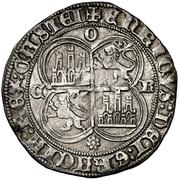 Real Henri II Cordoue – revers