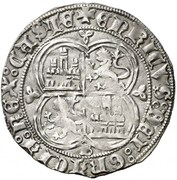 Real Henri III Burgos – revers