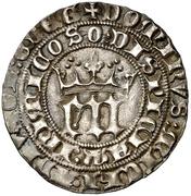 Real Henri III Tolède – avers
