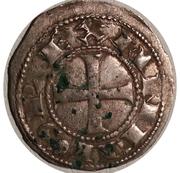 Dinero Alphonse VI Tolède – avers