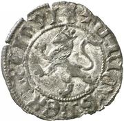 Dinero Henri III Tolède – revers