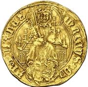 Enrique Henri IV Ségovie – avers