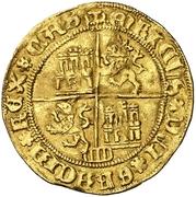 Enrique Henri IV Ségovie – revers