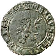Maravedi Henri IV Ávila – revers