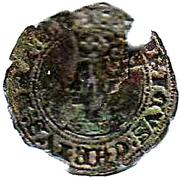 ½ cuartillo Henri IV Séville – avers