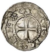Obolo Alphonse VI Tolède – avers