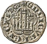 ½ blanca Henri III Séville – avers