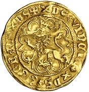 Castellano Henri IV Ségovie – revers