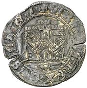 Dinero Henri IV Tolède – revers