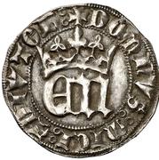½ real Henri III Burgos – avers