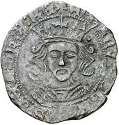 Cuartillo Henri IV León – avers