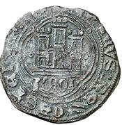 Cuartillo Henri IV León – revers