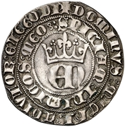 Real Henri II Burgos – avers