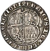 Real Henri II Burgos – revers