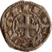Dinero Alphonse I d'Aragon Tolède -  revers