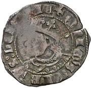 Dinero Henri IV Cuenca – avers