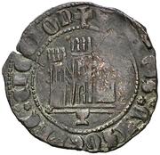 Dinero Henri IV Cuenca – revers