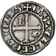 Meaja Sanche IV Burgos – revers