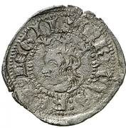 Cornado Henri III Villalon – avers