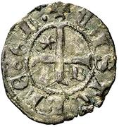 Meaja Henri III Burgos – revers