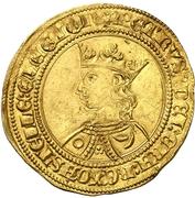 Dobla Pedro I Séville – avers