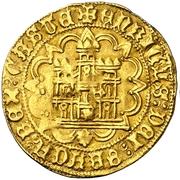 Castellano Henri IV Coruna – avers