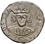 Cuartillo Henri IV Murcia – avers